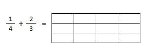 Grid Method Step 1